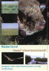 Nederland 'meer'vleermuisland