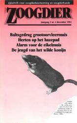 Zoogdier / jaargang 2 / nr. 4 / december 1991