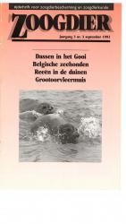 Zoogdier / jaargang 3 / nr. 3 / juni 1992