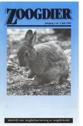 Zoogdier / jaargang 4 / nr. 2 / juni 1993