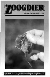 Zoogdier / jaargang 4 / nr. 4 / december 1993