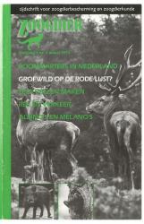 Zoogdier / jaargang 5 / nr. 1 / maart 1994