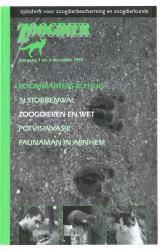 Zoogdier / jaargang 5 / nr. 4 / december 1994