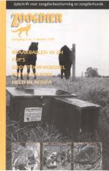 Zoogdier / jaargang 6 / nr. 2 / oktober 1995