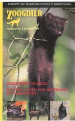 Zoogdier / jaargang 6 / nr. 3 / november 1995