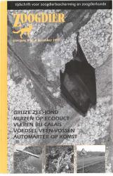 Zoogdier / jaargang 6 / nr. 4 / december 1995