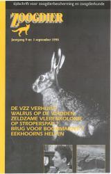 Zoogdier / jaargang 9 / nr. 1 / september 1998
